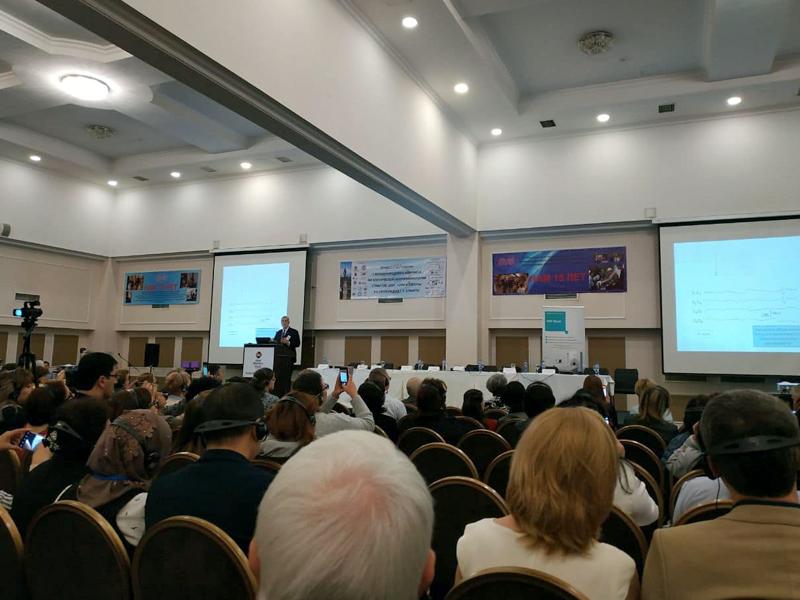 Международный конгресс по клинической нейрофизиологии стран СНГ, ШОС, Азии и Европы